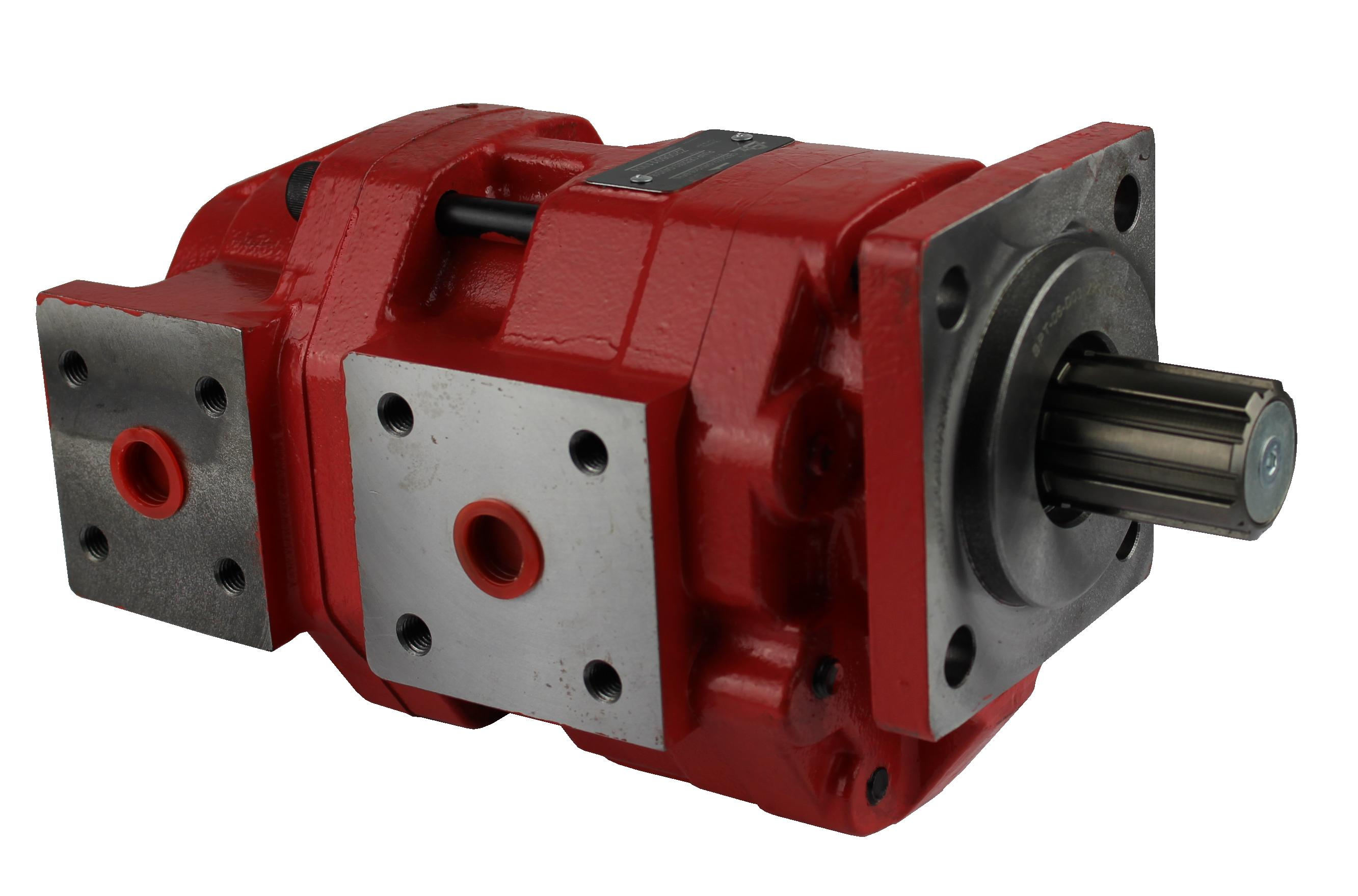 New BE2 40-16 Twin Flow Gear Pumps
